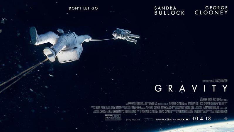 <strong><em>Gravity</em></strong> Poster 1
