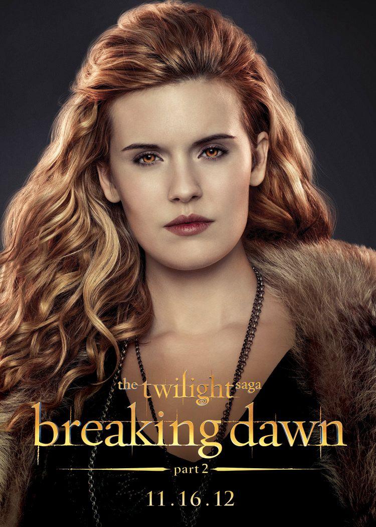 <strong><em>The Twilight Saga: Breaking Dawn - Part 2</em></strong> Irina Poster