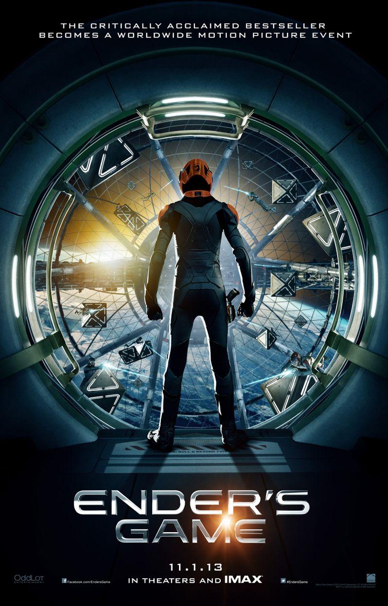 <strong><em>Ender's Game</em></strong> Poster