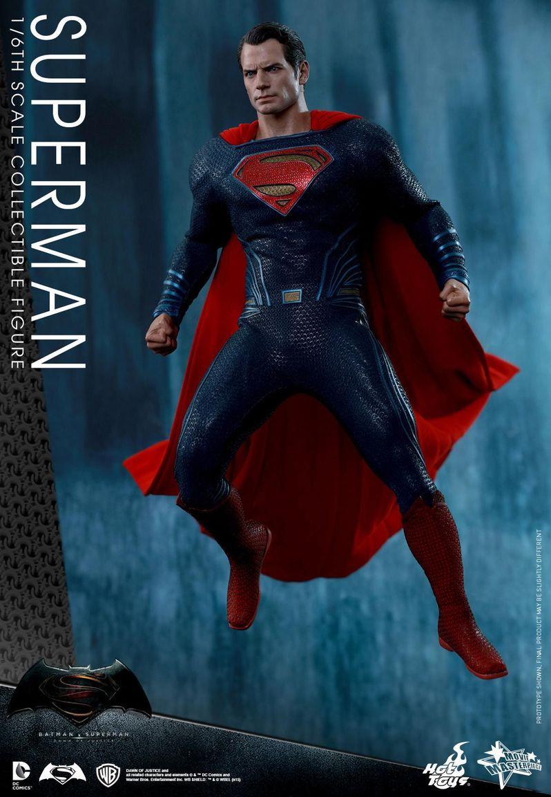 <strong><em>Batman v Superman: Dawn of Justice</em></strong> Hot Toys Photo 27