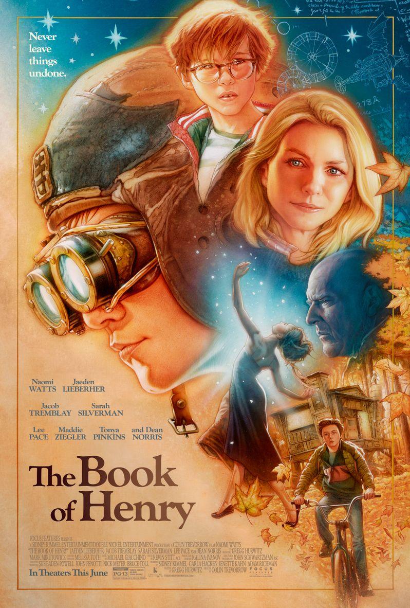 <strong><em>The Book of Henry</em></strong> Poster 1