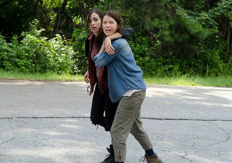<strong><em>The Walking Dead</em></strong> Live Bait Photo 5