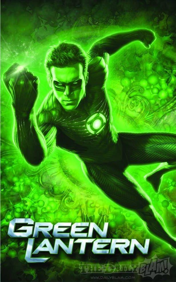 <strong><em>Green Lantern</em></strong> Promo Artwork #2