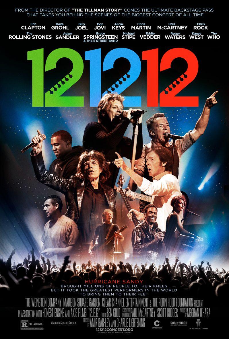 <strong><em>12-12-12</em></strong> Poster