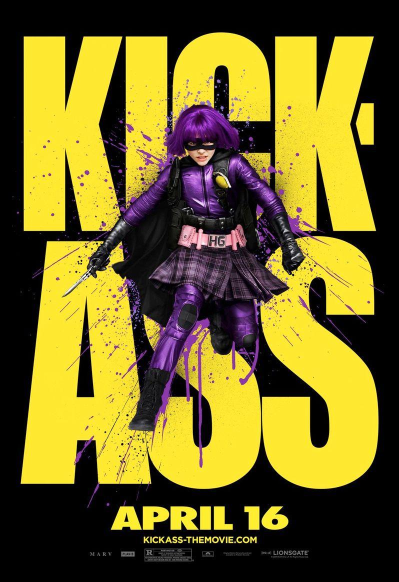 <strong><em>Kick-Ass</em></strong> Hit-Girl