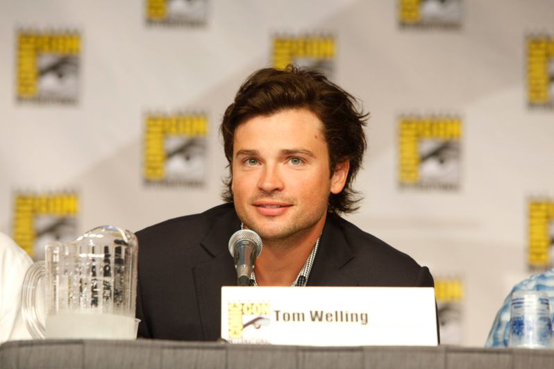 <strong><em>Smallville</em></strong> @ Comic-Con 2010 photo 5