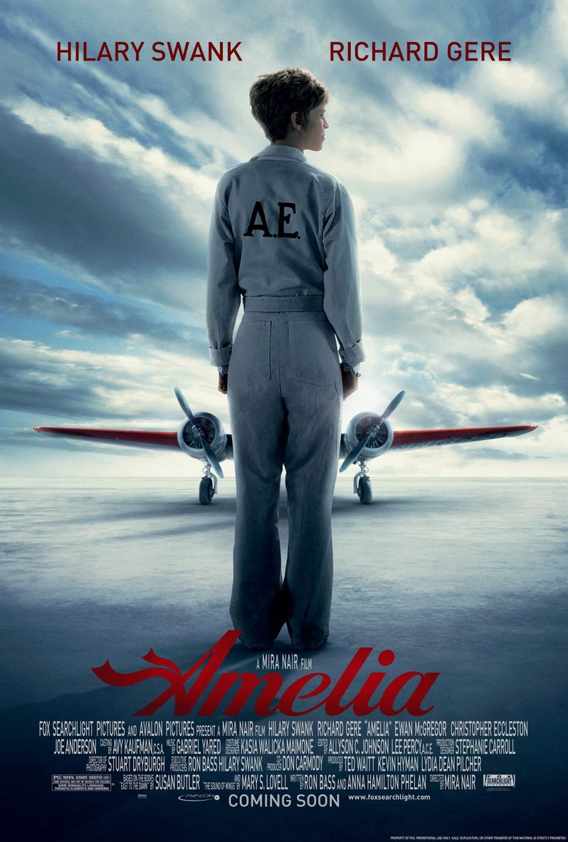 <strong><em>Amelia</em></strong> Poster