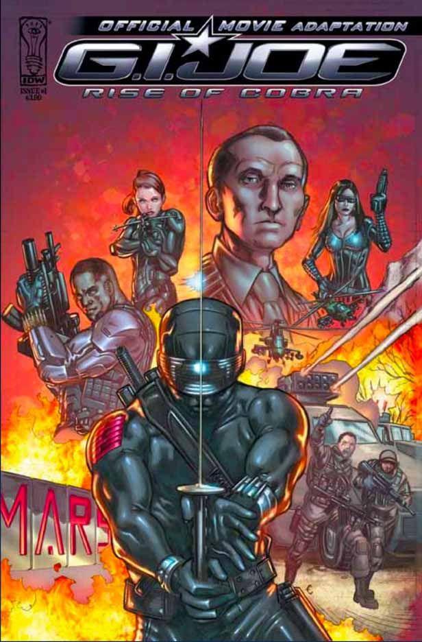 G.I. Joe: Rise of Cobra Image #4