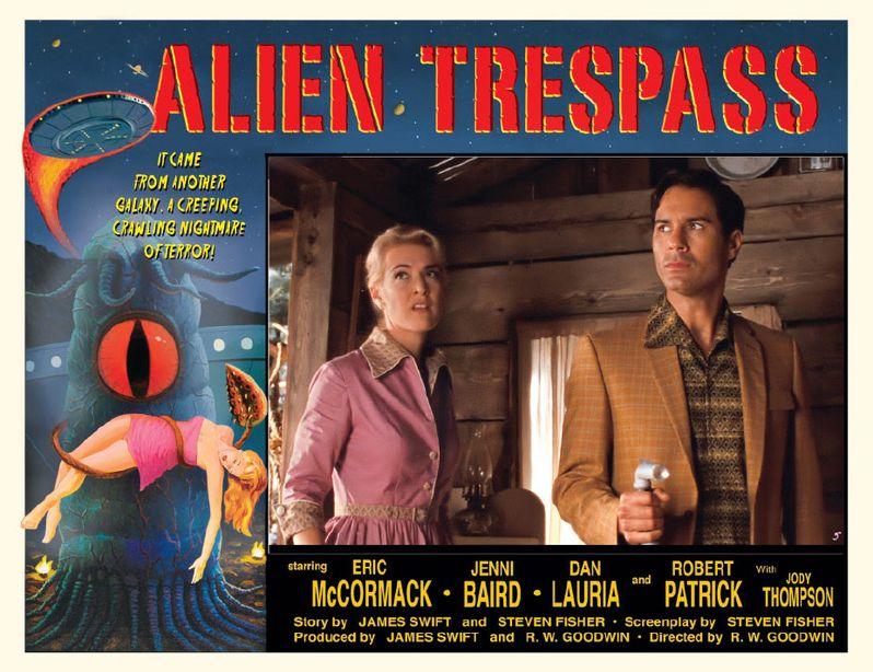 <strong><em>Alien Trespass</em></strong> Lobby Card #5