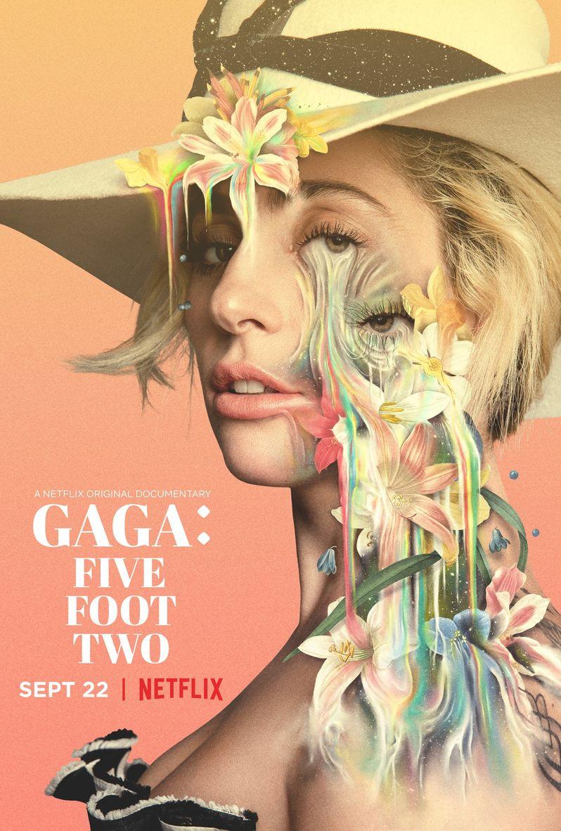 Lady Gaga Movie poster
