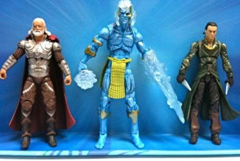 <strong><em>Thor</em></strong> Action Figure Image #2