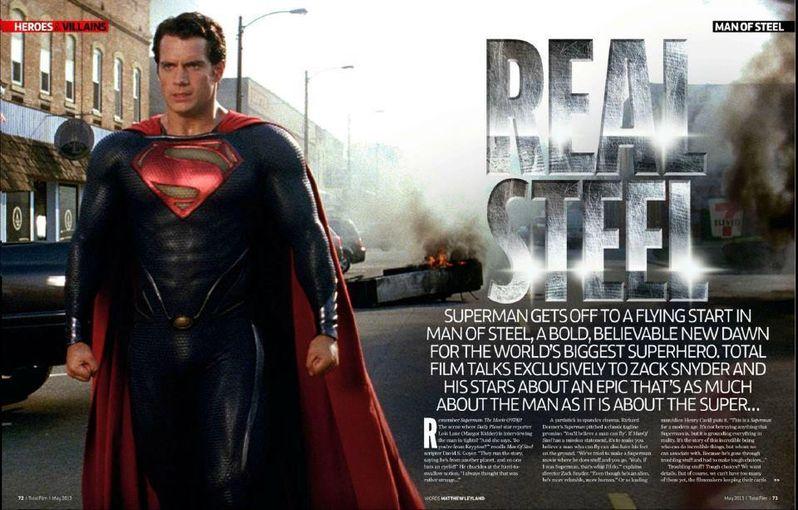 <strong><em>Man of Steel</em></strong> Photo 1