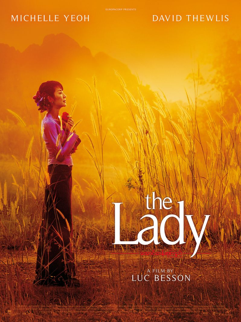 <strong><em>The Lady</em></strong> Poster