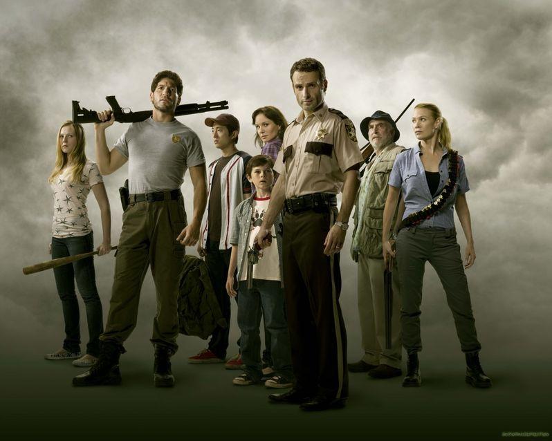 <strong><em>The Walking Dead</em></strong> Season 2 Publicity Stills photo 2