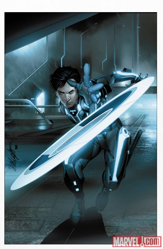 Tron: The Betrayal Comic Book Image #1