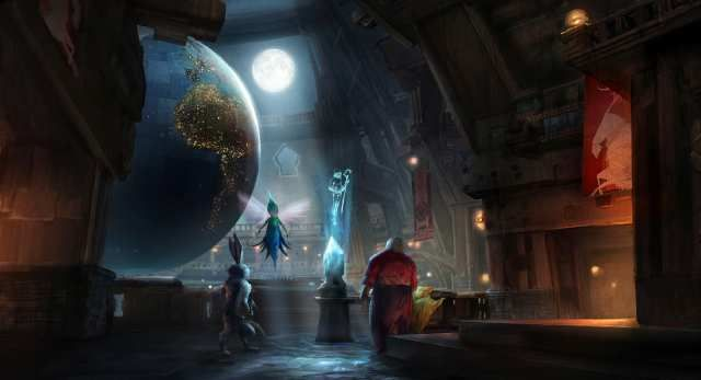 <strong><em>Rise of the Guardians</em></strong> Concept Art