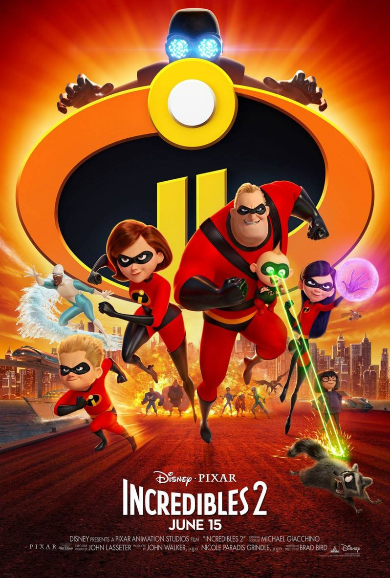 <strong><em>Incredibles 2</em></strong> photo 1