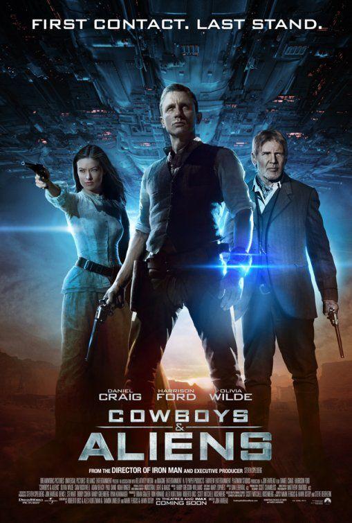 <strong><em>Cowboys & Aliens</em></strong> Poster #8