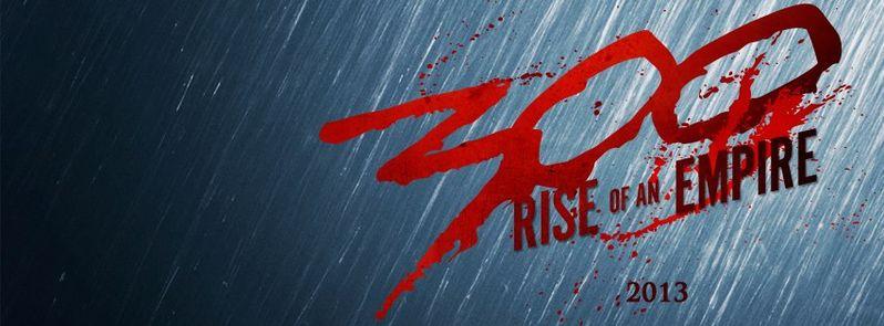 <strong><em>300: Rise of an Empire</em></strong> Logo Banner