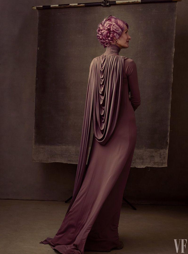 Laura Dern in Star Wars 8