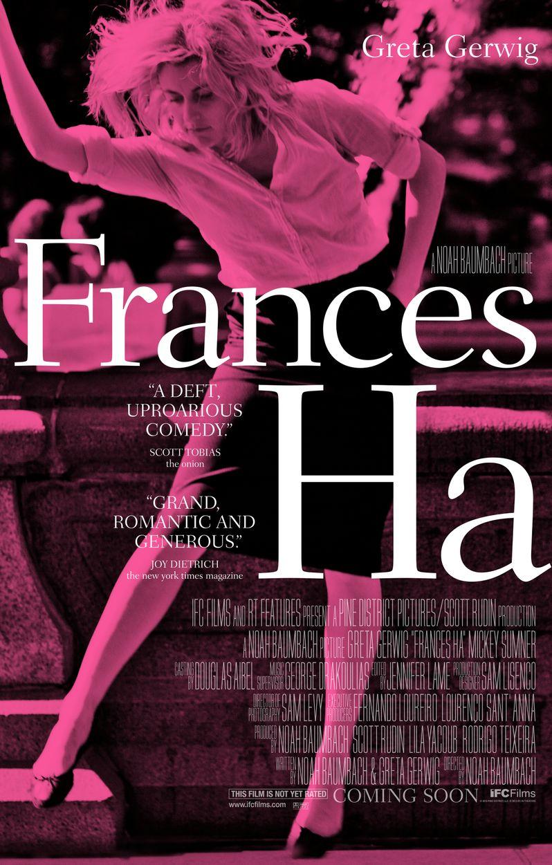 <strong><em>Frances Ha</em></strong> Poster