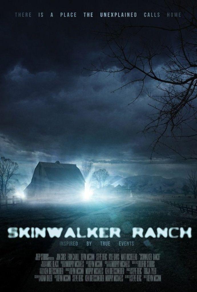 <strong><em>Skinwalker Ranch</em></strong> Poster