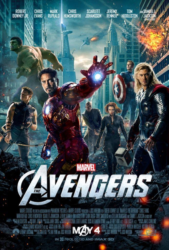 <strong><em>Marvel's The Avengers</em></strong> Poster #30