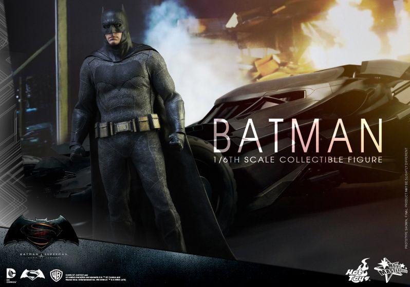<strong><em>Batman v Superman: Dawn of Justice</em></strong> Hot Toys Photo 7
