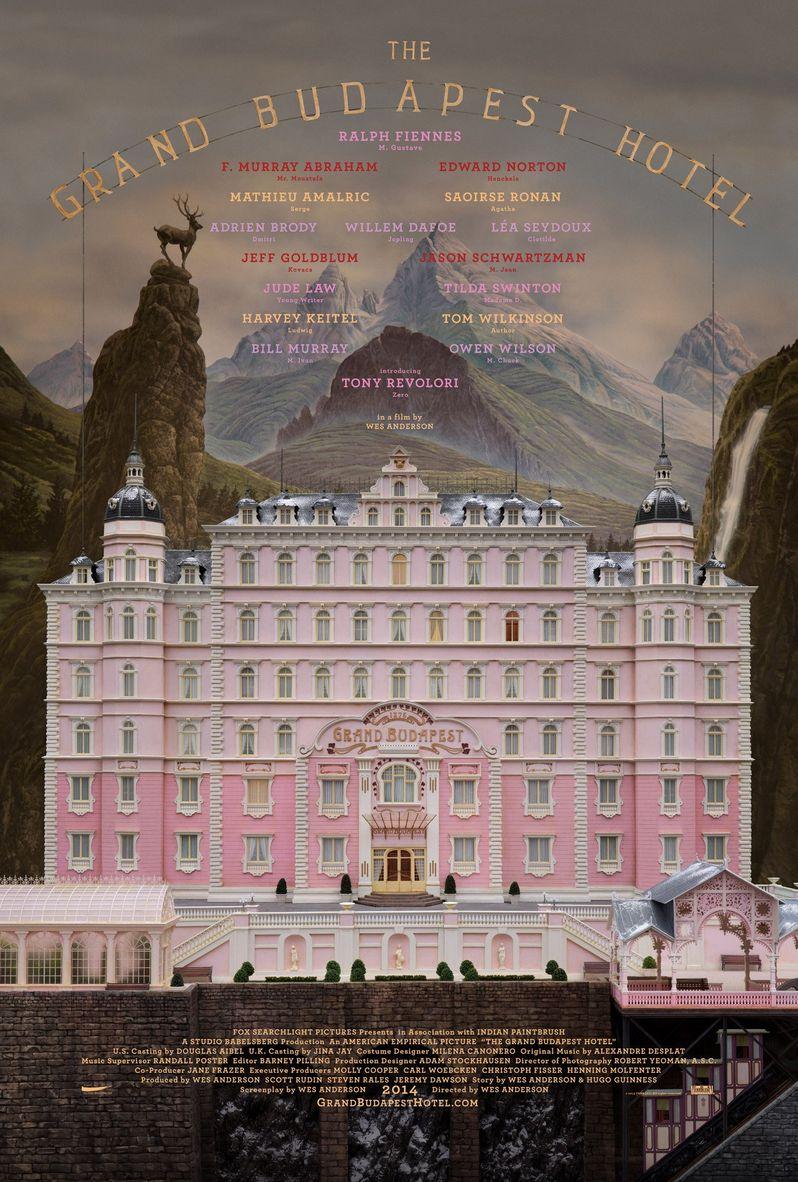 <strong><em>The Grand Budapest Hotel</em></strong>