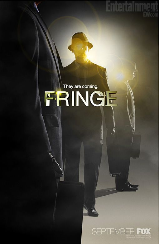 <strong><em>Fringe</em></strong> Season 5 poster