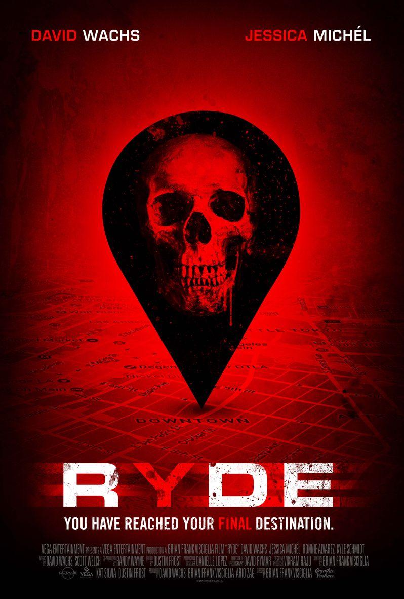 <strong><em>Ryde</em></strong> Poster
