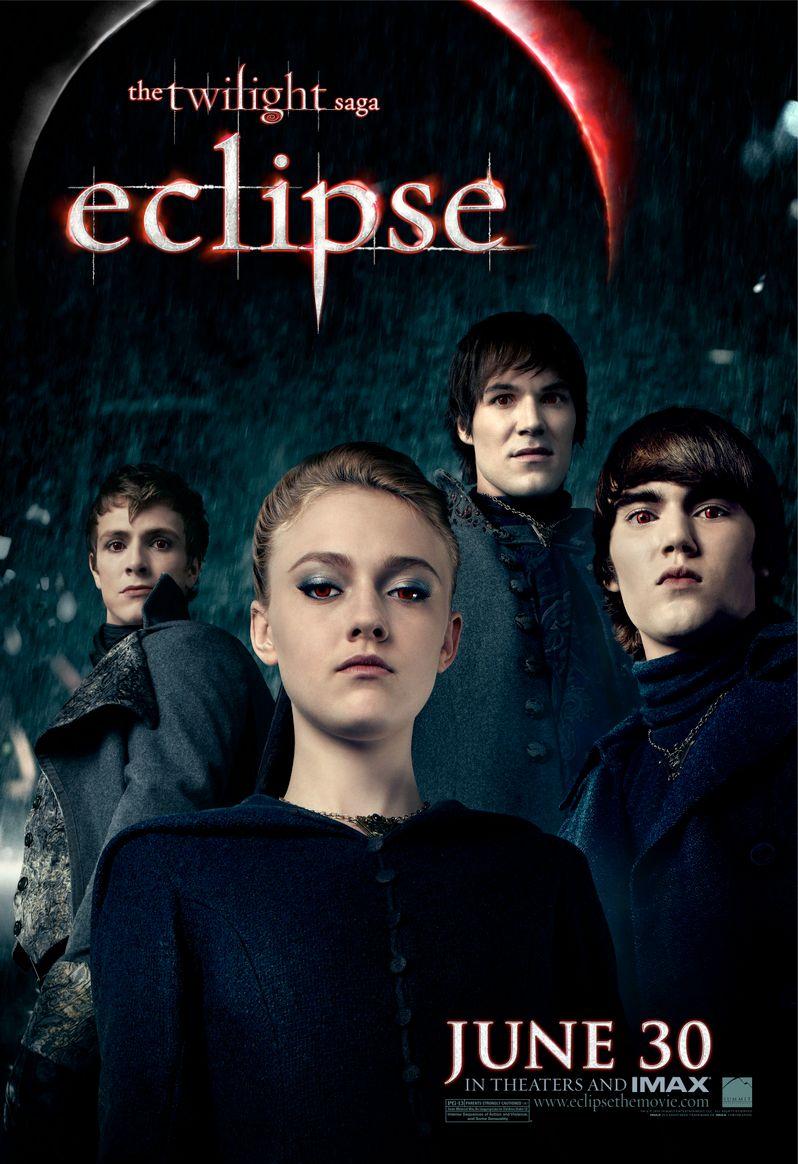 <strong><em>The Twilight Saga: Eclipse</em></strong> Poster #7