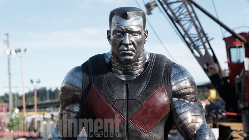 <strong><em>Deadpool</em></strong> Photo 1