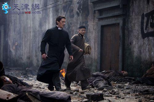 Christian Bale in The 13 Women of Nanjing #2