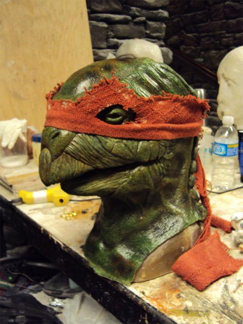 Teenage Mutant Ninja Turtle Design