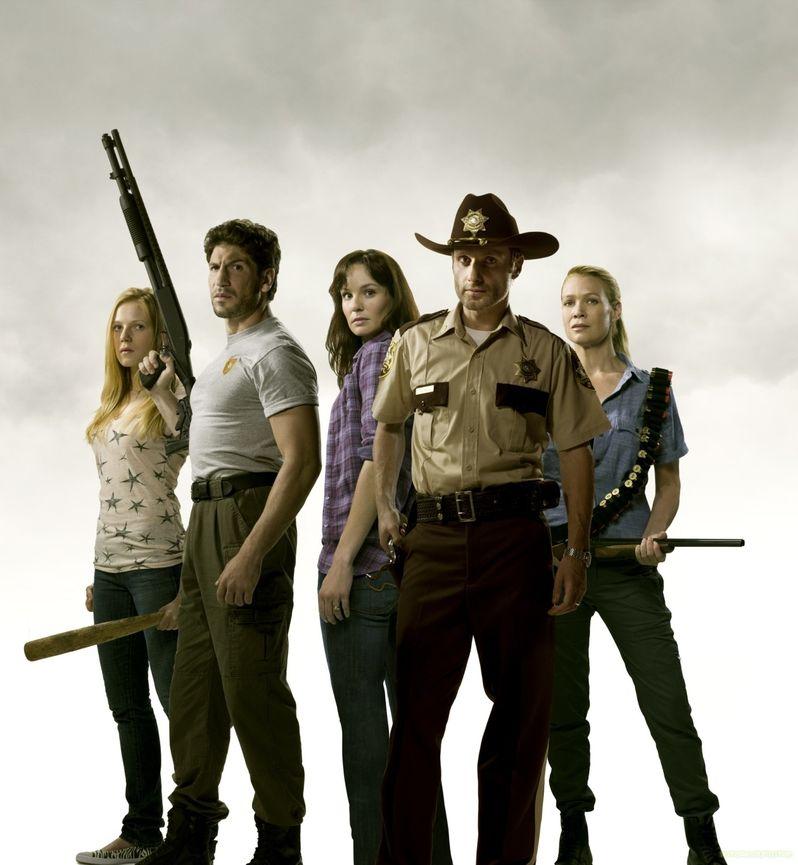 <strong><em>The Walking Dead</em></strong> Season 2 Publicity Stills photo 6