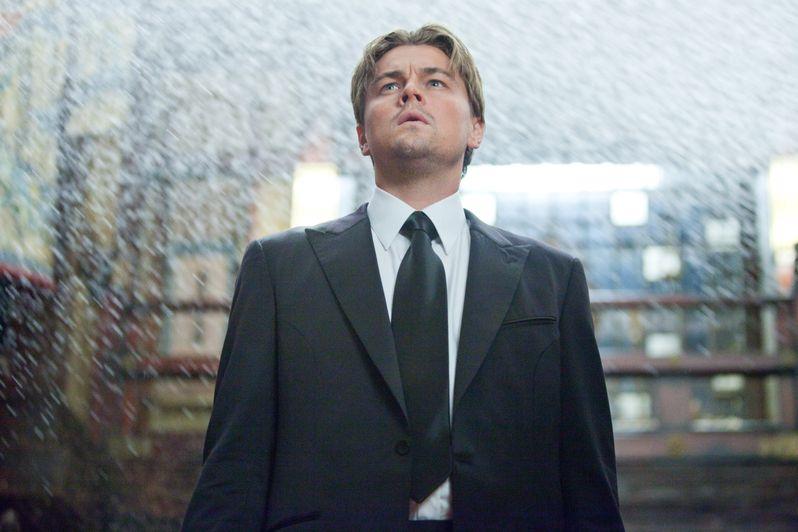 Leonardo DiCaprio as Cobb