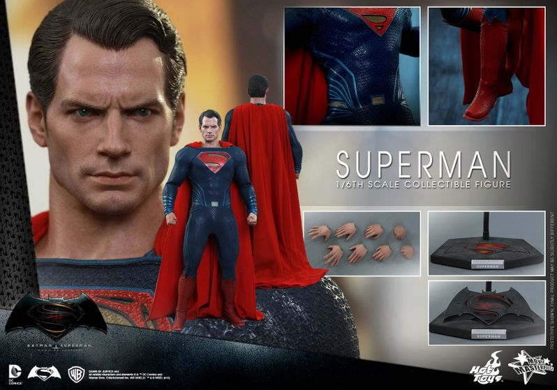 <strong><em>Batman v Superman: Dawn of Justice</em></strong> Hot Toys Photo 21