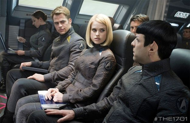 <strong><em>Star Trek Into Darkness</em></strong> Photo 1