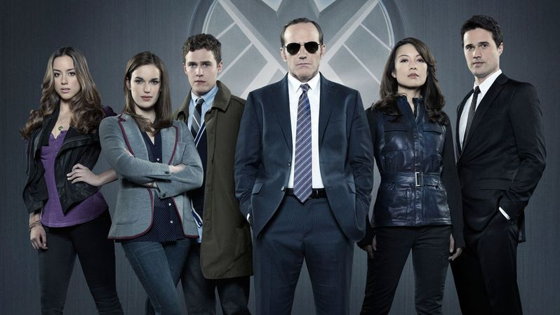 <strong><em>Marvel's Agents of S.H.I.E.L.D.</em></strong> - Season 1 photo 3