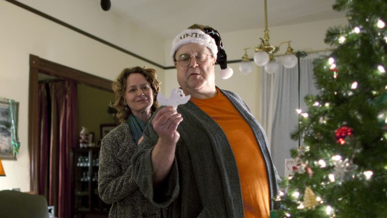 Melissa Leo and John Goodman in <strong><em>Treme</em></strong>