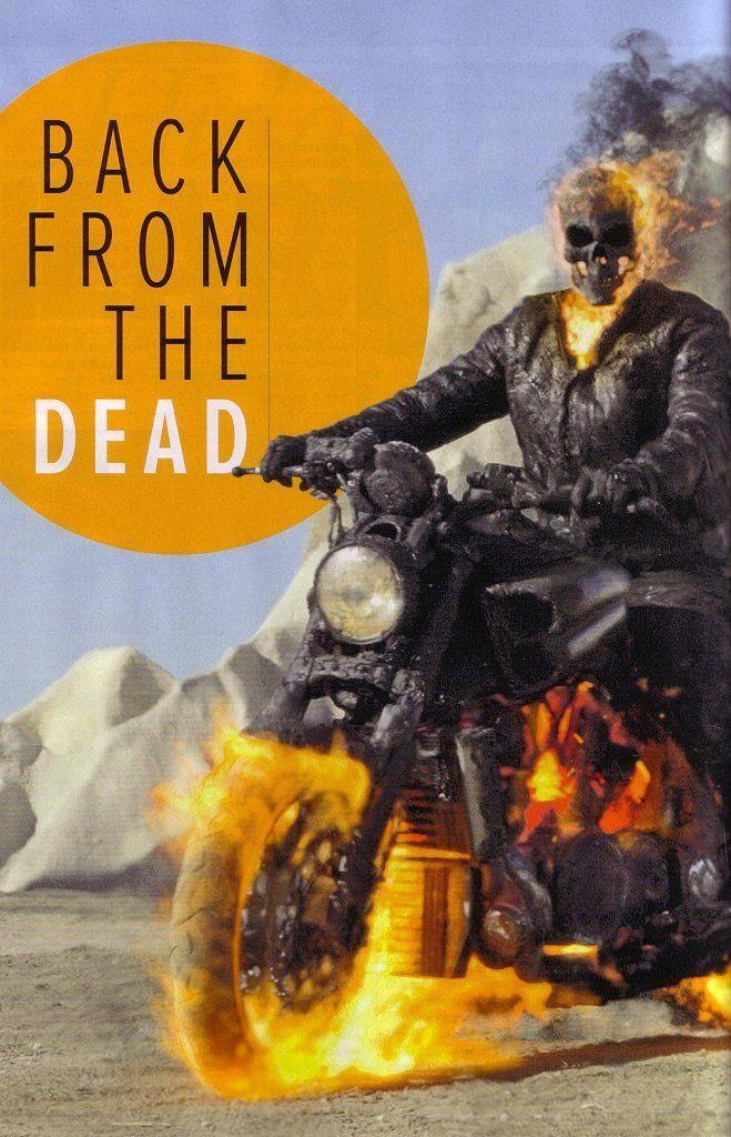Ghost Rider: Spirit of Vengeance Photo #1