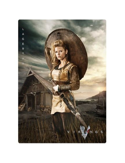 <strong><em>Vikings</em></strong> lenticular trading cards 1
