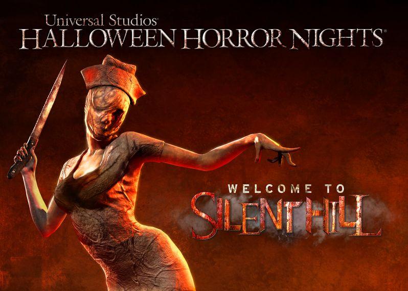 Silent Hill @ Universal Studios' Halloween Horror Nights #2