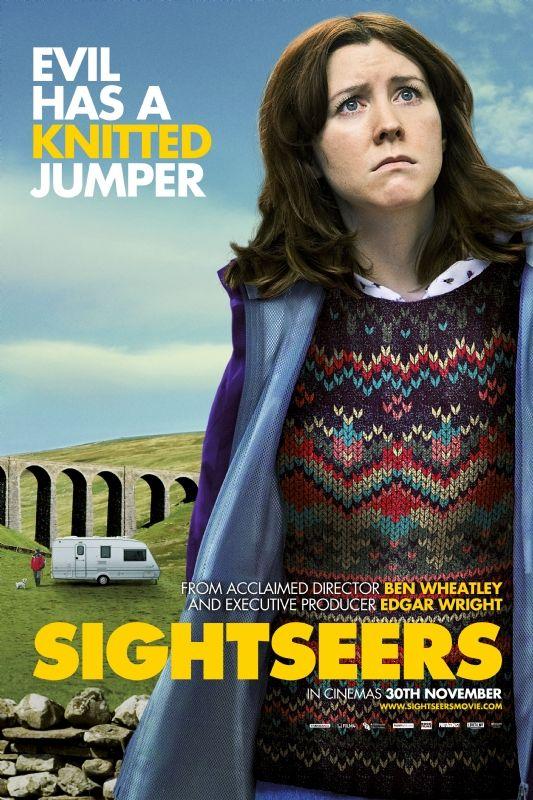 <strong><em>Sightseers</em></strong> Poster #2