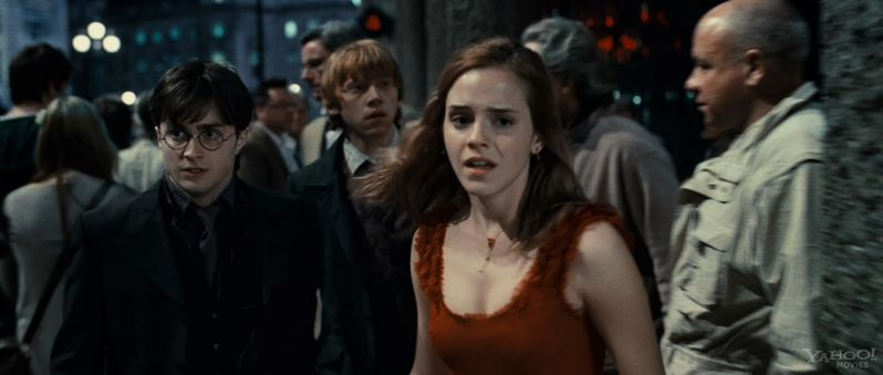Harry Potter and the Deathly Hallow Trailer Still #6
