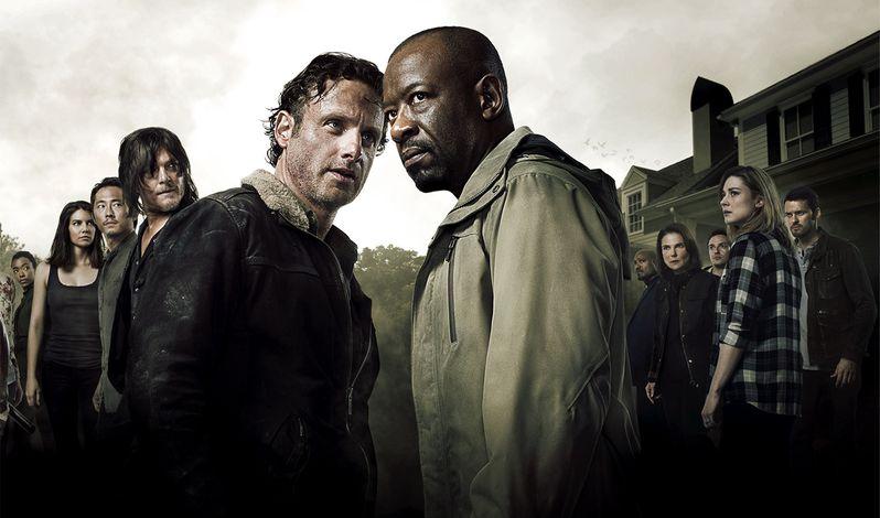 Walking Dead Season 6 Banner 2