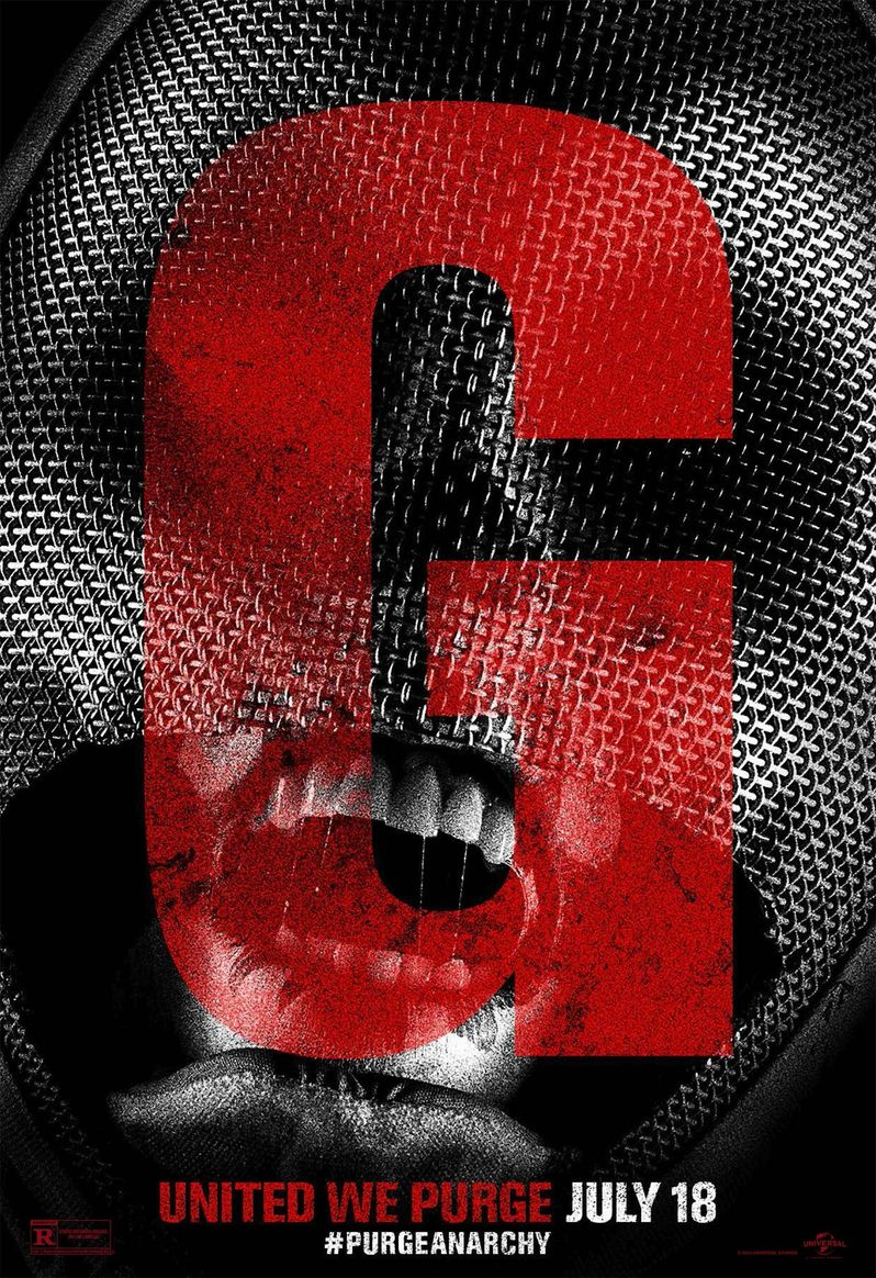 The Purge Anarchy Poster #5