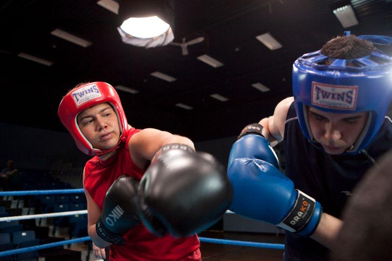 Evan 'Mushy' Jacobs Talks <strong><em>Knockout</em></strong>