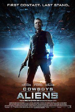 <strong><em>Cowboys & Aliens</em></strong> Poster #7